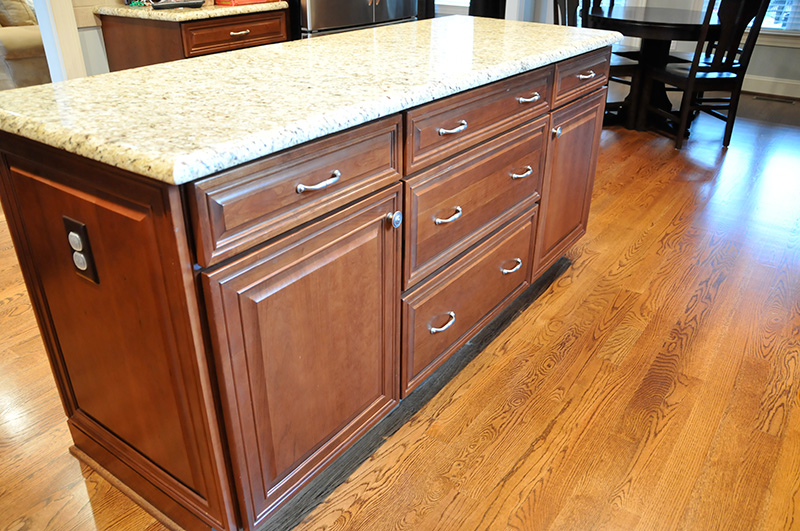 Gregory Construction Kitchen Island   Gregory Construction Gregory  Construction